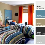 Big Boy Room Chip Paint Colors From Boys Bedroom