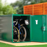 Bike Lockers Can Help Prevent The Theft Your And Leave