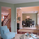 Bishop Woods Model Home Virtual Tour And Paint Colors