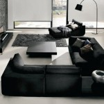 Black And White Living Room Decorating Ideas Pictures