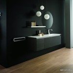 Black Wall Furniture And Cool Lamps House
