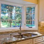 Blinds For Kitchen Bay Window Great Design You Might Not