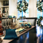 Blogs Decorating Christmas Dining Table Decoration