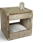 Bloq Pet Bed And Side Table Binq Design Furniture