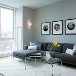 Blue Gray Paint Color Ideas Living Room