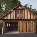 Boat House Eclectic Exterior Exteriors