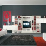 Book Shelves Ideas For Decorating The Wall Around