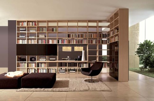 Bookshelves Used Room Dividers Are Better Than Walls They Keep The
