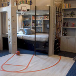 Boys Bedroom Decorating Ideas Sporty Perianth