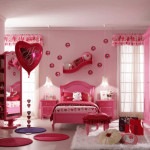 Brighton Beach Pink Interior Design Room