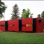 Brilliant Sustainable Shipping Container Dwelling Dwellin