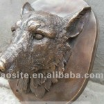 Bronze Small Animal Sculpture View