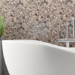 Bubbles Mosaic Tile And Stone Collection For Backsplashes