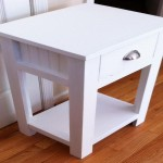 Build Diy Nightstand Easy And Does Not Require Lot Money