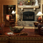 Build Fireplace Mantel Decorative Accents Treestock