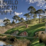 Build Hobbit House World Edit How