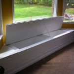 Building Bay Window Seating How Build House