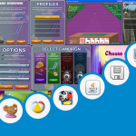 Building House Simulator Game Cards Solitaire And More