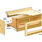 Building Window Seat The Diagram