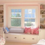 Built Storage And Window Seat House Ideas