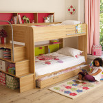 Bunk Bed From Gltc Which Manages Squeeze Much Storage Space