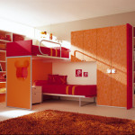 Bunk Bed Room Furniture For