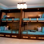 Bunk Beds For Four Space Saving Solution Shared Bedrooms