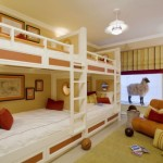 Bunk Beds For Four Wonderful Space Saving Additions The