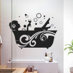 Buy Bubble Time Wall Decal Creative Width Decor