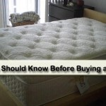 Buy New Mattress Things You Should Know Before Buying