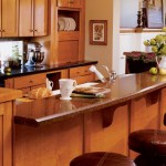 Cabinets Also Help Conceal Kitchen Clutter From The Living Room
