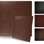 Caiman Leather Tiles