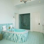Calming Bathroom Colors Cool And