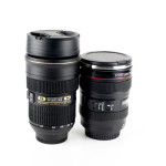 Camera Lens Mug Canon And Nikon Coffee Mugs That Zoom Out When