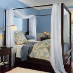 Canopy Bed Bedroom Decor Tips Decorating Ideas