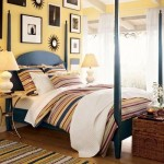Canopy Bed Interior Bedroom Decorating And Furniture Shaker