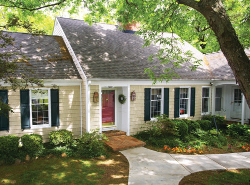 Cape Cod Traditional Exterior Vinyl Siding Institute