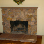 Carroll Fireplace Thin Stone Veneer Flickr Sharing
