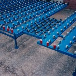 Caster Seaming Table