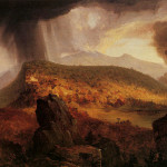Catskill Mountain House The Four Elements Thomas Cole