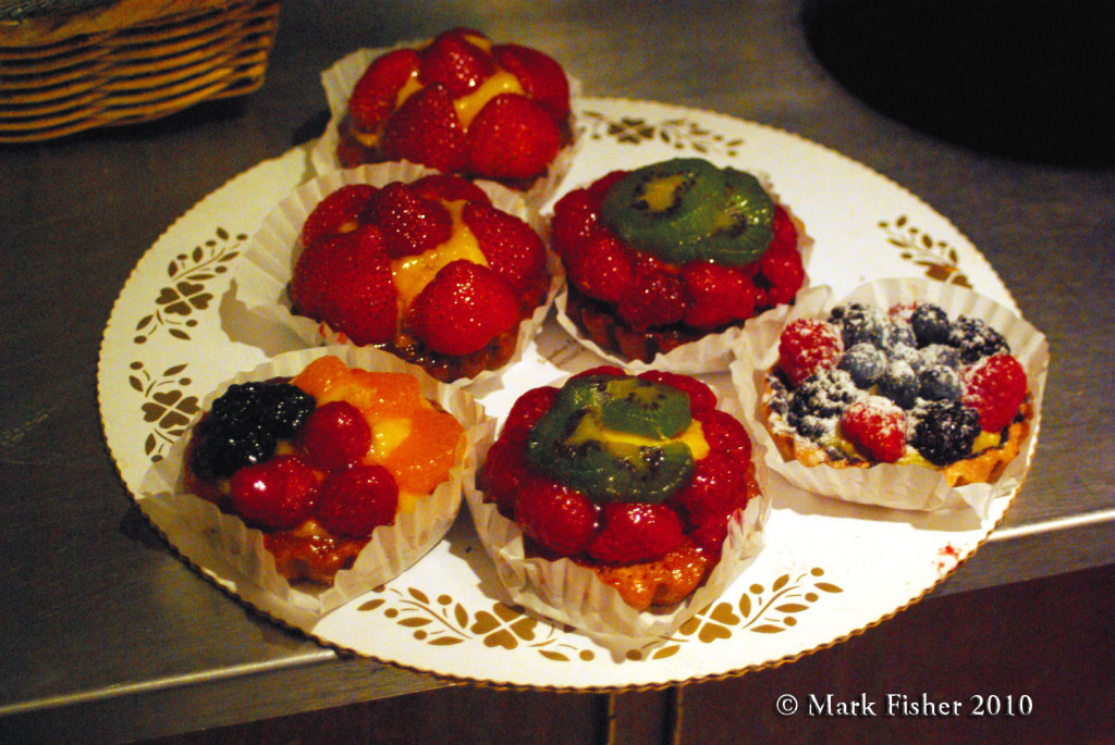 Ceci Cela Patisserie French Mark Fisher Graphy