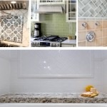 Ceramic Subway Tile Offers Focal Points Accent Strips Varying