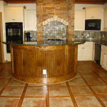 Ceramic Tile Flooring For Kitchen Design Ideas
