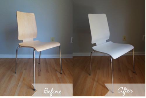 Chairs Facelift And Must Say Extremely Happy How They