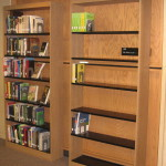 Check Out Our New Book Shelves Now Located Right Next The