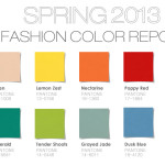 Check Out The Colors This Season According Pantone