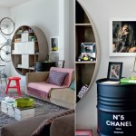 Cheerful And Interesting Interior Budget