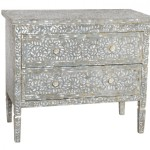 Chest Drawers And Commodes Mother Pearl Inlay Drawer