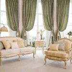 Chic Curtain Ideas For Large Windows