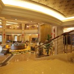 Chinese Hotel Golden Hall Interior Design House Free